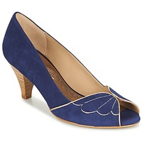 Shoes Női Félcipők Bocage DAPHNE Tengerész
