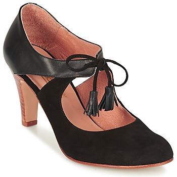 Shoes Női Félcipők Bocage GENO Fekete