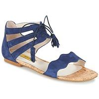 Cipők Női Szandálok / Saruk Bocage JARED Tengerész