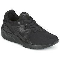 Shoes Gyerek Rövid szárú edzőcipők Asics GEL-KAYANO TRAINER EVO Fekete