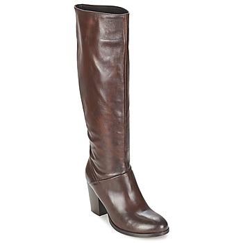Shoes Női Városi csizmák Betty London MIRIDIA Barna
