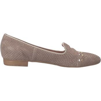 Cipők Női Mokkaszínek Carmens Padova AF36 Szürke