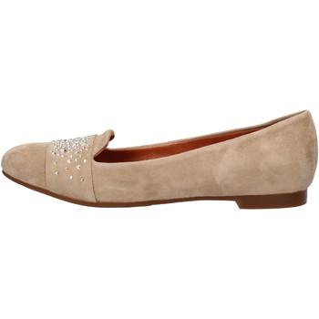 Cipők Női Mokkaszínek Carmens Padova AF37 Bézs