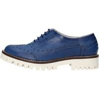 Cipők Női Bokacipők Olga Rubini Klasszikus AF117 Kék