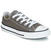 Cipők Gyerek Rövid szárú edzőcipők Converse CHUCK TAYLOR ALL STAR SEAS OX Antracit