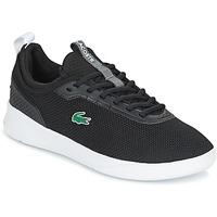 Cipők Férfi Rövid szárú edzőcipők Lacoste LT SPIRIT 2.0 Fekete  / Fehér