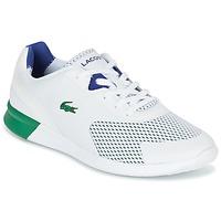 Cipők Férfi Rövid szárú edzőcipők Lacoste LTR.01 Fehér / Zöld