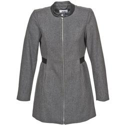 Ruhák Női Kabátok Vero Moda CAPELLA Szürke