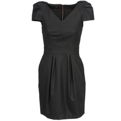 Ruhák Női Rövid ruhák Kookaï CHRISTA Fekete