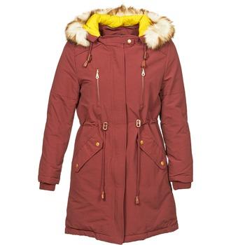 Ruhák Női Parka kabátok Kookaï BRIANA Bordó