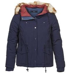 Ruhák Női Parka kabátok Kookaï KATE Tengerész