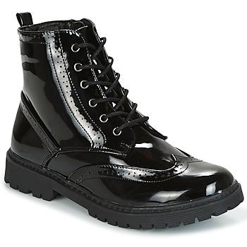Cipők Női Csizmák Vero Moda GLORIA Fekete