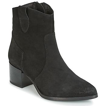 Cipők Női Bokacsizmák Vero Moda NAJA Fekete