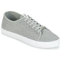 Cipők Női Rövid szárú edzőcipők Only SAPHIR GLITTER Szürke