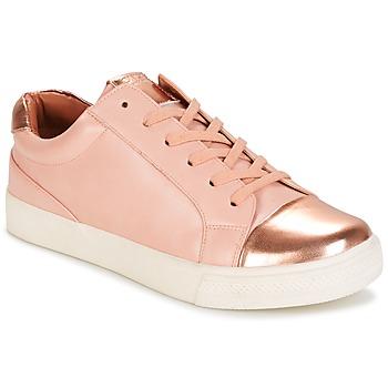 Shoes Női Rövid szárú edzőcipők Only SIRA SKYE Rózsaszín