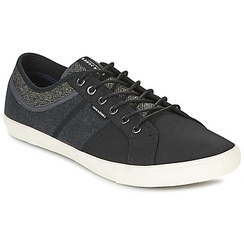 Cipők Férfi Rövid szárú edzőcipők Jack & Jones ROSS WINTER Antracit
