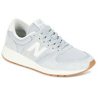 Cipők Női Rövid szárú edzőcipők New Balance WRL420 Szürke / Tiszta