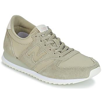 Cipők Női Rövid szárú edzőcipők New Balance WL420 Bézs