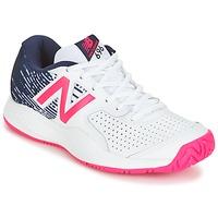 Cipők Női Tenisz New Balance WC697 Fehér