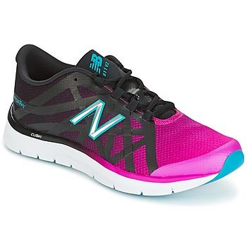 Cipők Női Fitnesz New Balance WX811 Rózsaszín / Fekete