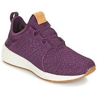 Shoes Női Futócipők New Balance CRUZ Bordó