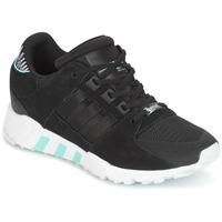 Cipők Női Rövid szárú edzőcipők adidas Originals EQT SUPPORT RF W Fekete