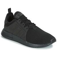Cipők Rövid szárú edzőcipők adidas Originals X_PLR Fekete