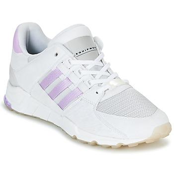 Cipők Női Rövid szárú edzőcipők adidas Originals EQT SUPPORT RF W Fehér