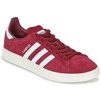 Cipők Rövid szárú edzőcipők adidas Originals CAMPUS Bordó