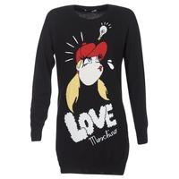 material Női Rövid ruhák Love Moschino WS45S01X0608 Fekete