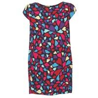 Ruhák Női Rövid ruhák Love Moschino WVF0300T9171 Sokszínű