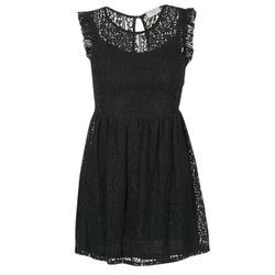 Ruhák Női Rövid ruhák Betty London GLATOS Fekete