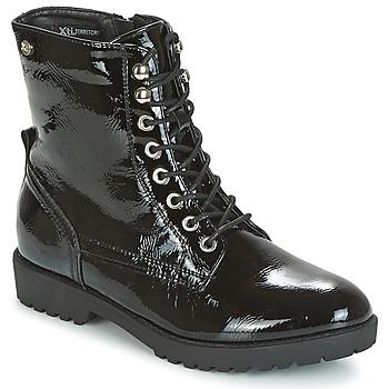 Cipők Női Csizmák Xti PAMIDI Fekete