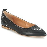 Shoes Női Balerina cipők / babák Love Moschino JA11010G14 Fekete