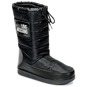 Cipők Női Hótaposók Love Moschino JA24212G04 Fekete
