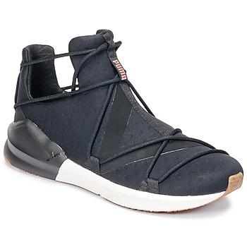 Cipők Női Fitnesz Puma FIERCE Rope vr Tengerész