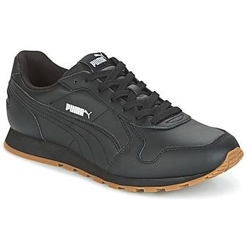 Cipők Férfi Rövid szárú edzőcipők Puma ST Runner Full L Fekete