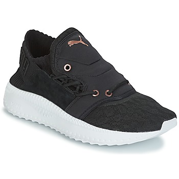 Cipők Női Rövid szárú edzőcipők Puma Tsugi SHINSEI WN S Fekete