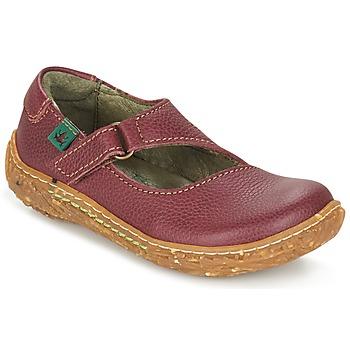 Cipők Lány Csizmák El Naturalista NIDO Bordó