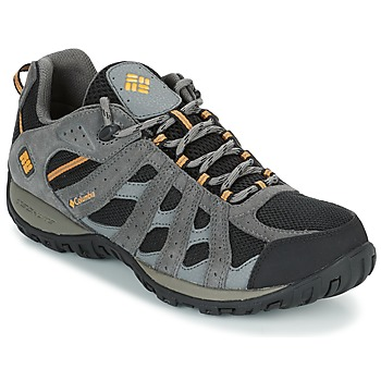 Cipők Férfi Túracipők Columbia REDMOND WATERPROOF Fekete
