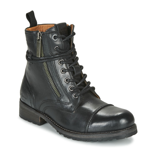 Cipők Női Csizmák Pepe jeans MELTING Fekete