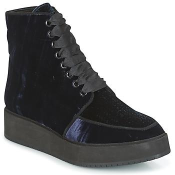 Cipők Női Csizmák Castaner FORTALEZA Kék