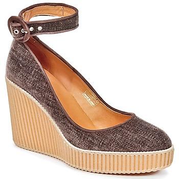 Cipők Női Félcipők Castaner QUINTAY Barna