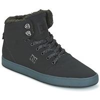 Cipők Férfi Magas szárú edzőcipők DC Shoes CRISIS HIGH WNT Fekete  / Szürke