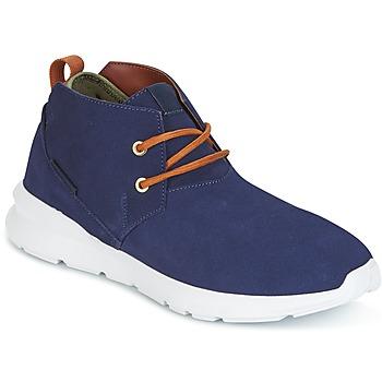 Cipők Férfi Csizmák DC Shoes ASHLAR M SHOE NC2 Tengerész / Teve