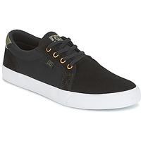 Cipők Férfi Rövid szárú edzőcipők DC Shoes COUNCIL SD Fekete  / Keki