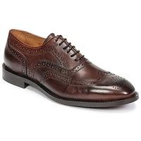 Cipők Férfi Oxford cipők Hudson HEYFORD Barna