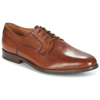Cipők Férfi Oxford cipők Geox U HAMPSTEAD Barna