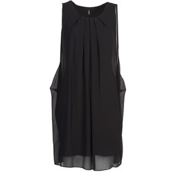 Ruhák Női Rövid ruhák Naf Naf KLOLA Fekete