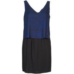 Ruhák Női Rövid ruhák Naf Naf LORRICE Fekete  / Kék